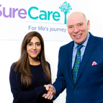 A new addition joins franchisees at SureCare Luton