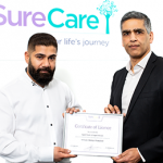 SureCare's latest franchisees come to Batley & Wakefield