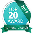 Top 20 Recommended Home Care Provider 2019