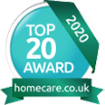 Top 20 Recommended Home Care Provider 2020